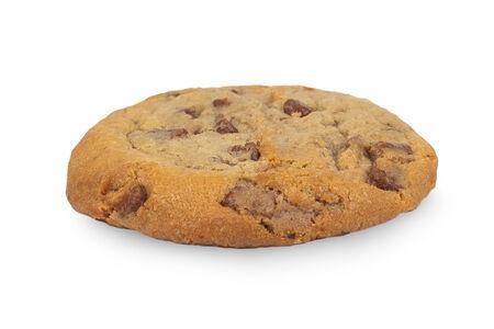 Печенье ванильное с кусочками шоколада