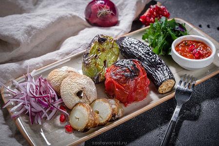 Шашлык овощное