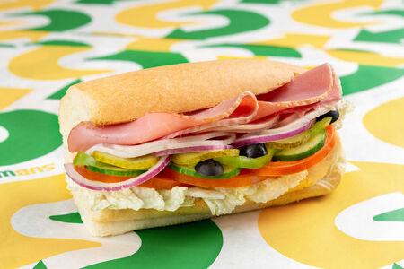 Сэндвич Сабвей Клаб маленький