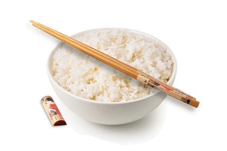 Жасминовый рис на пару