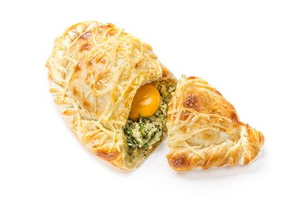 Пицца Кальцоне а-ля Хачапури
