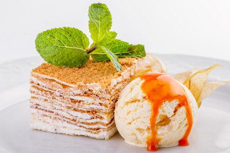 Медовый пирог бабушки Франчески