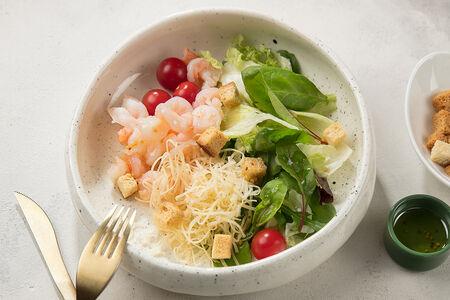 Салат с креветкой