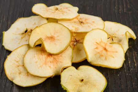 Чипсы яблочные