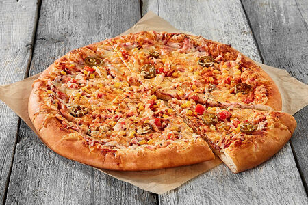 Пицца Острая Халапеньо