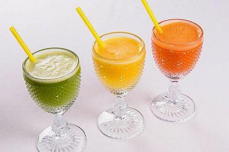 Свежевыжатый сок Лимон