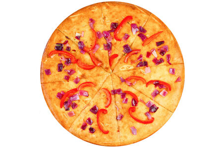 Пицца Куриные кусочки и Брокколи