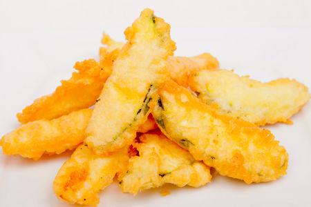 Овощи темпура