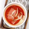 Фото к позиции меню Суп Томатный с сыром