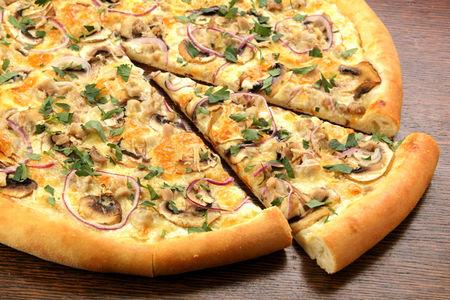 Пицца Куриный жюльен