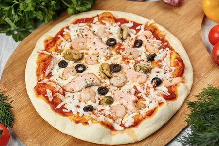 Пицца Королева моря