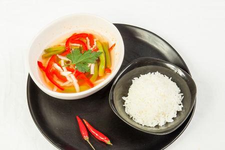Суп Кунг Сом Пак Руам