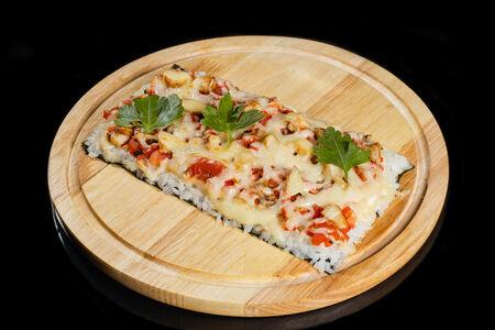 Запеченный ролл Пицца