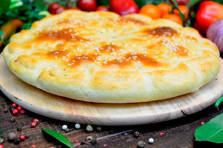 Пирог с пряной телятиной Фыджын