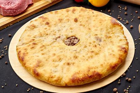 Осетинский пирог с мясом и сыром