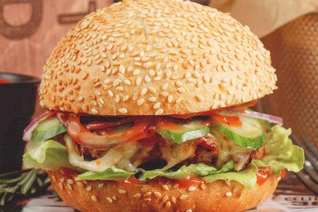 Цезарь бургер