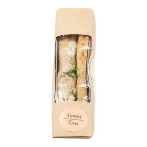 Сэндвич с тунцом «Хлеб Насущный»