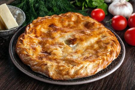Мини дагестанский пирог смесь кавказских сыров
