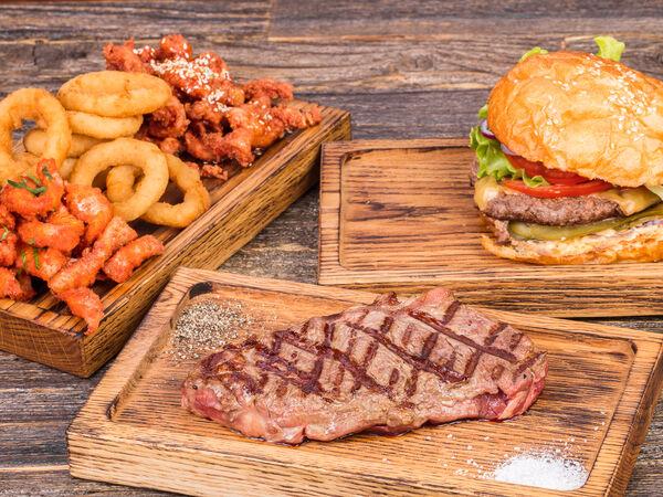 Хищnik Стейкs & Burgers