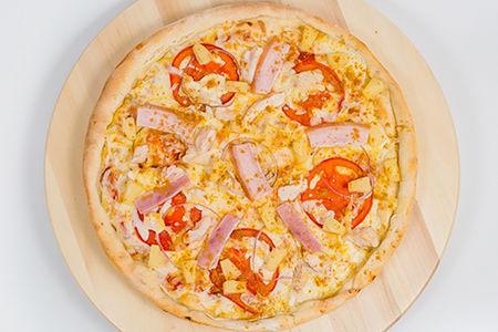 Пицца Пряная Цыпа