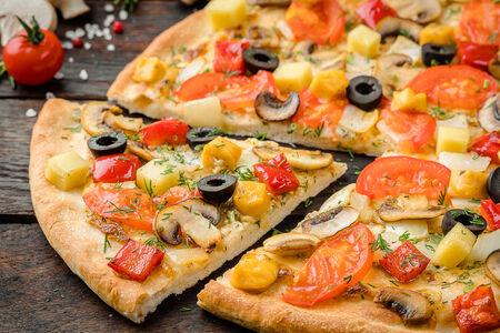 Пицца Веганская