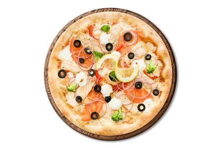 Пицца Сальмани