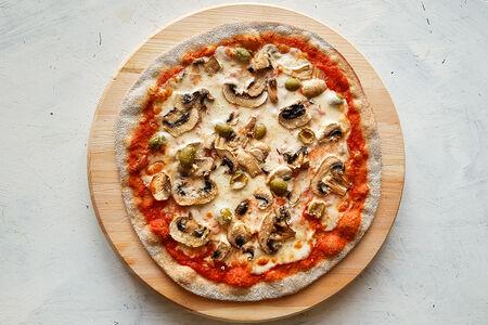 Пицца Грибы и оливки