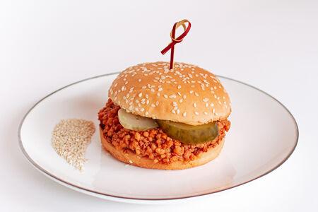 Кантри бургер