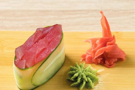 Каппа-суши с тунцом