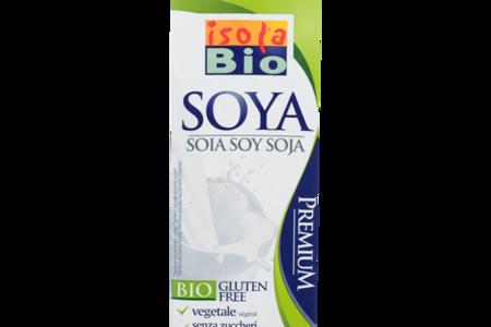 Напиток соевый натуральный Isola Bio