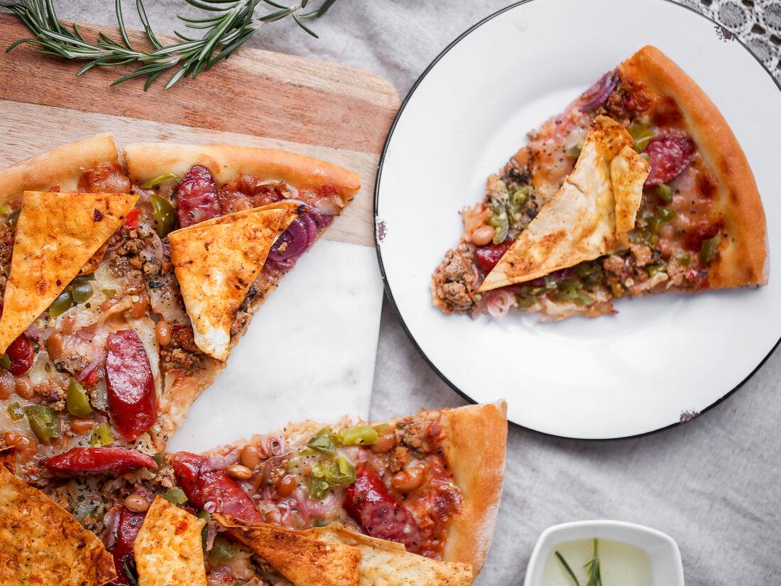 Jolly Way Pizza