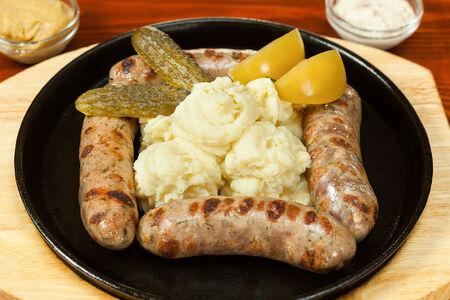 Колбаски австрийские