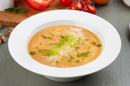Суп Сырный с цветной капустой