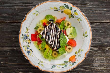 Салат Домашний из свежих овощей