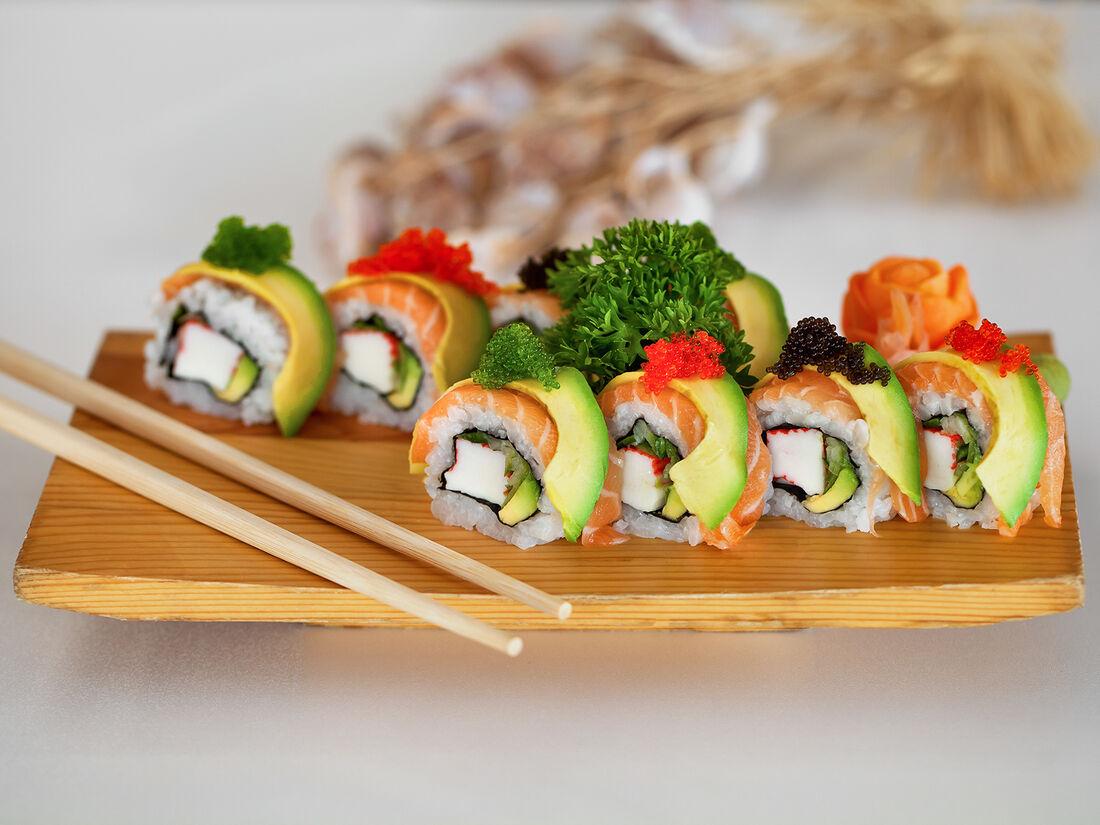 Sushi Heroes