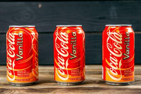 Coca-сola Vanilla
