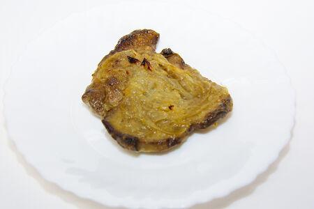 Печень по-деревенски
