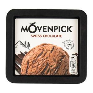 Movenpick шоколад