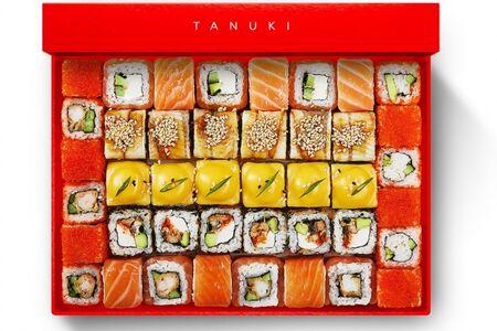 Тануки сет