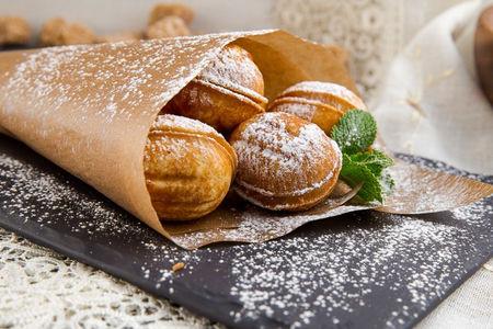 Десерт Домашние орешки