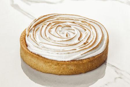 Пирожное Лимонная тарталетка
