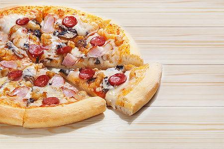 Пицца Канадский бекон Средняя