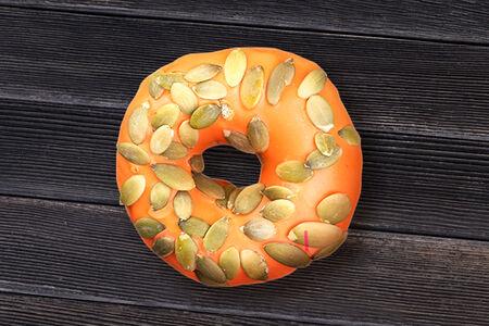 Пончик Тыквенный