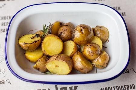 Печёный картофель