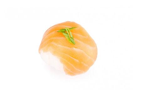 Темари с копченым лососем