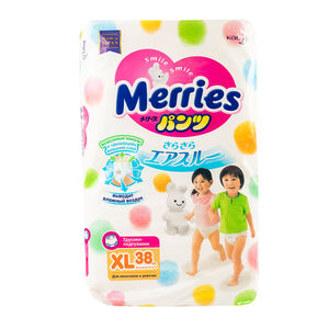 Merries XL 12-22 кг