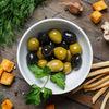 Фото к позиции меню Маслины и оливки с косточкой