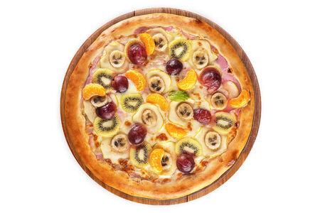 Пицца Дольче Вита на пышном тесте