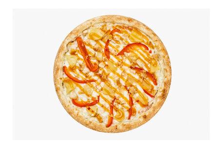 Пицца Цыплёнок в кисло-сладком