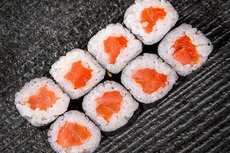 Ролл классический Копченый лосось